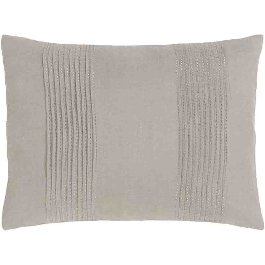 Upton Linen Bedding ~ Grey & Silver - Cece & Me - Home and Gifts