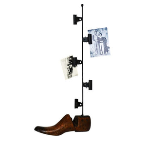 Vintage Shoe Photo Holder, Large - Cece & Me - Home and Gifts
