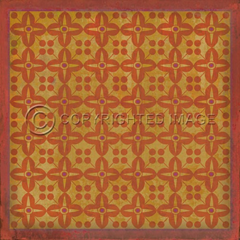 Image of Vinyl Floorcloth ~ Lollipop Guild - Cece & Me - Home and Gifts