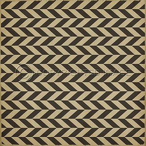 Vinyl Floorcloth ~ Vulcan - Cece & Me - Home and Gifts