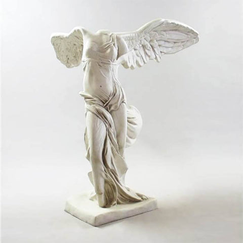 "Winged Victory (Nike) 20"" - Cece & Me - Home and Gifts"