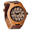 Wood Engraved Bamboo Watch ~ Tryst - Cece & Me - Home and Gifts