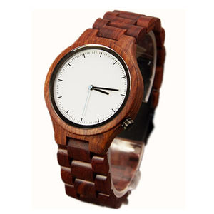 Wood Engraved Watch ~ Rio Link - Cece & Me - Home and Gifts