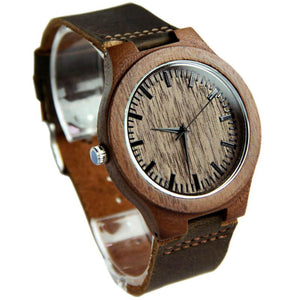 Wood Engraved Watch ~ Woodland - Cece & Me - Home and Gifts