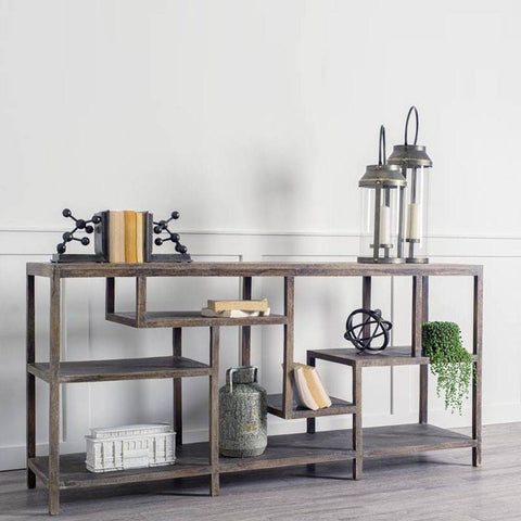 Wright Shelving Unit - Cece & Me - Home and Gifts