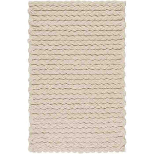 Yukon Wool Rug ~ Beige - Cece & Me - Home and Gifts