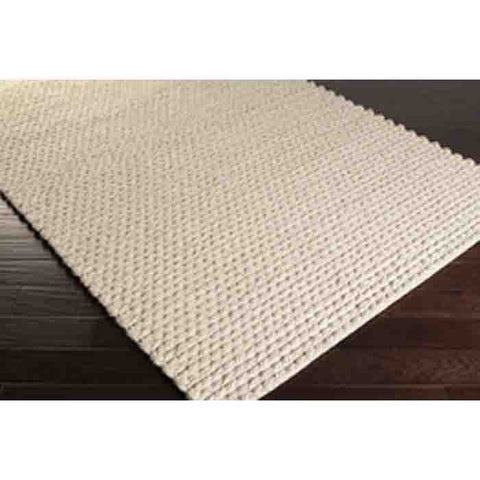 Image of Yukon Wool Rug ~ Beige - Cece & Me - Home and Gifts