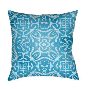 Yindi Pillow ~ Blue - Cece & Me - Home and Gifts