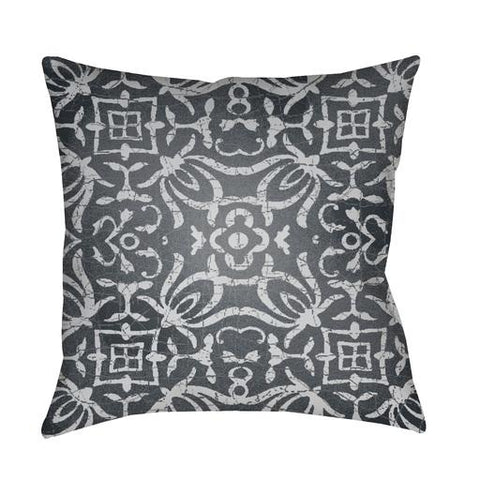 Yindi Pillow ~ Gray - Cece & Me - Home and Gifts