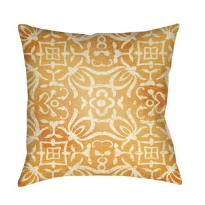Yindi Pillow ~ Orange - Cece & Me - Home and Gifts