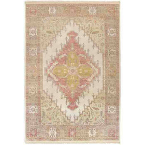 Zeus Wool Rug - Cece & Me - Home and Gifts