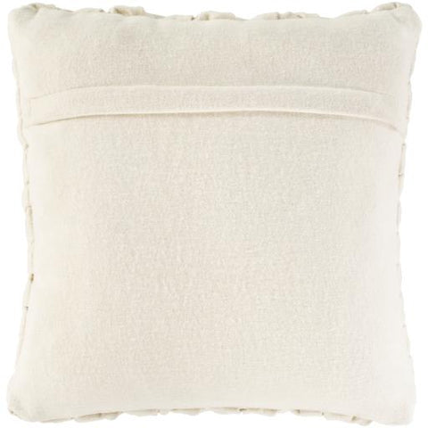 Alana Pillow ~ Cream - Cece & Me - Home and Gifts