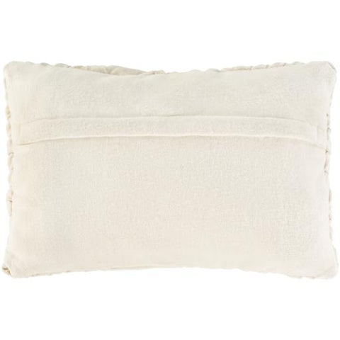 Alana Pillow II ~ Cream - Cece & Me - Home and Gifts