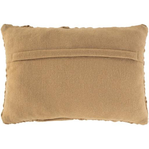 Alana Pillow II ~ Camel - Cece & Me - Home and Gifts