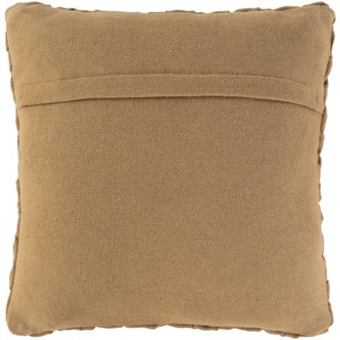 Alana Pillow ~ Camel - Cece & Me - Home and Gifts