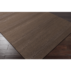 Aija Rug ~ Dark Brown