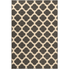 Alfresco Outdoor Rug ~ Black & Cream - Cece & Me - Home and Gifts