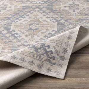 Amsterdam Rug ~ Medium Gray, Taupe, Khaki - Cece & Me - Home and Gifts