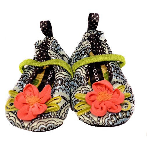 Begonia Slippers ~ Infants - Cece & Me - Home and Gifts