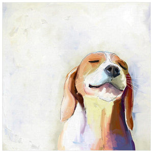 Best Friend - Beagle Grin Wall Art