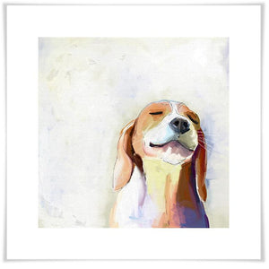 Best Friend - Beagle Grin Wall Art - Cece & Me - Home and Gifts