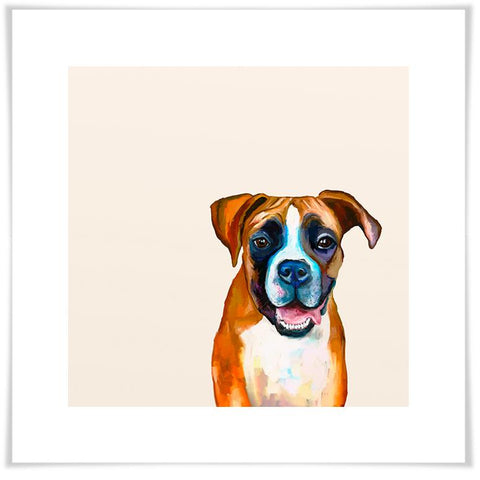 Image of Best Friend - Boxer Wall Art - Cece & Me - Home and Gifts