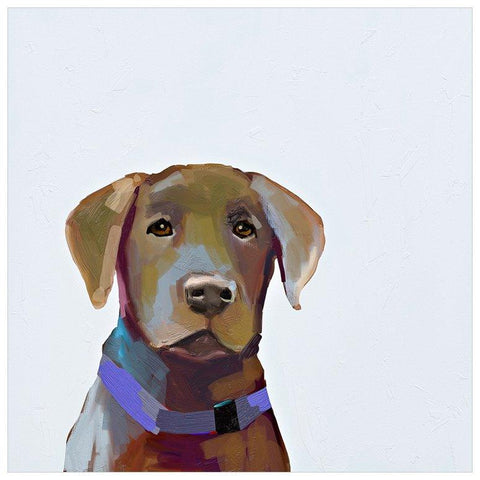Image of Best Friend - Brown Lab Wall Art - Cece & Me - Home and Gifts