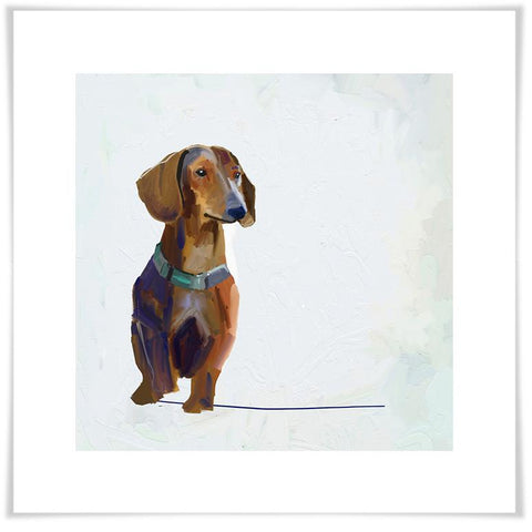 Image of Best Friend - Dachshund Wall Art - Cece & Me - Home and Gifts