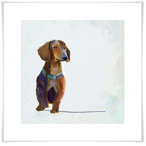 Best Friend - Dachshund Wall Art - Cece & Me - Home and Gifts