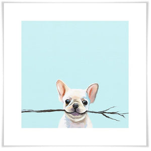 Best Friend - Frenchie Fetch Wall Art - Cece & Me - Home and Gifts