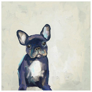 Best Friend - Frenchie Pup Wall Art - Cece & Me - Home and Gifts