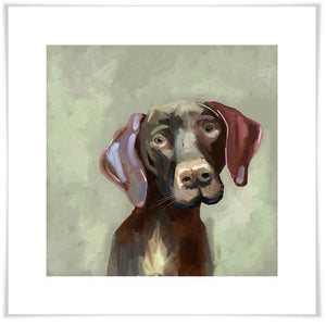 Best Friend - German Short-Haired Pointer Wall Art - Cece & Me - Home and Gifts