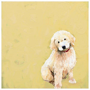 Best Friend - Golden Doodle Wall Art - Cece & Me - Home and Gifts