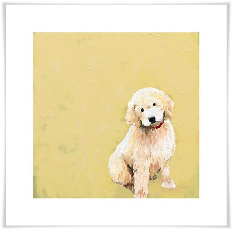Image of Best Friend - Golden Doodle Wall Art - Cece & Me - Home and Gifts