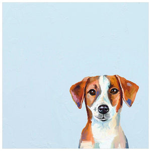 Best Friend - Jack Russell Wall Art - Cece & Me - Home and Gifts