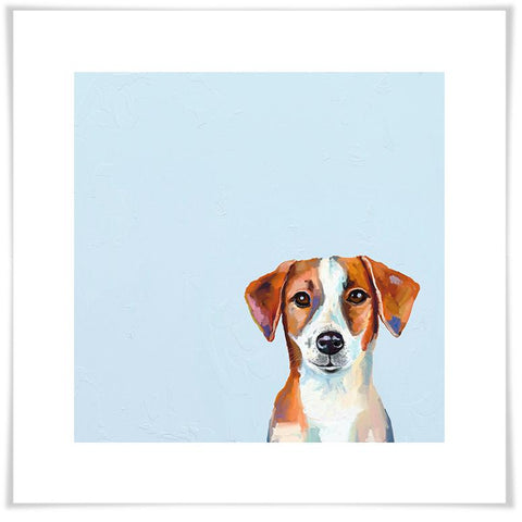 Image of Best Friend - Jack Russell Wall Art - Cece & Me - Home and Gifts