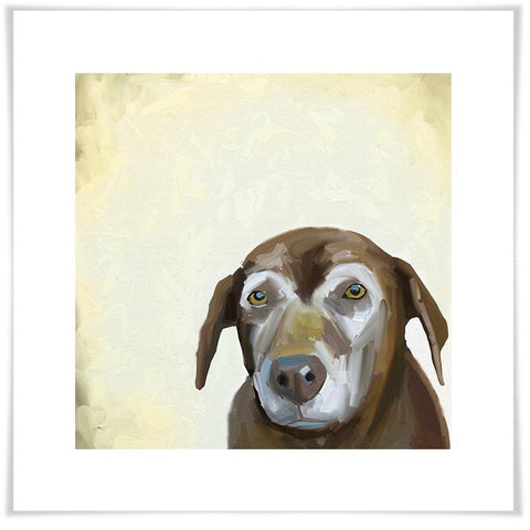 Best Friend - Sweet Old Dog Wall Art - Cece & Me - Home and Gifts