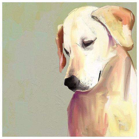 Best Friend - Yellow Lab Wall Art - Cece & Me - Home and Gifts
