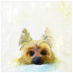 Best Friend - Yorkie Wall Art - Cece & Me - Home and Gifts