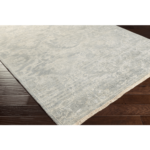 Cumberland Rug ~ Medium Gray/Beige - Cece & Me - Home and Gifts