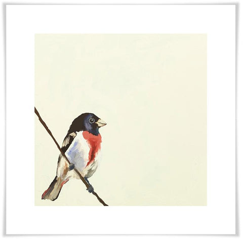Image of Curious Bird Wall Art - Cece & Me - Home and Gifts
