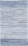 Hand Loomed Rug ~ Denim
