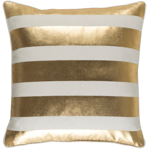 Image of Glyph Pillow ~ Gold