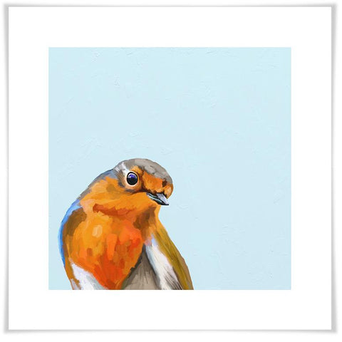 Hey There Bird Wall Art - Cece & Me - Home and Gifts