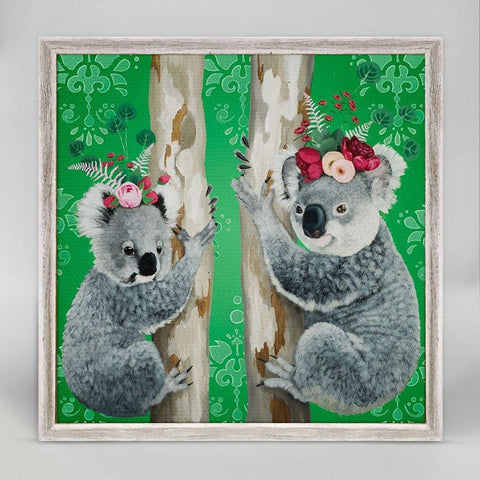 Like Mother Like Daughter Mini Framed Canvas - Cece & Me - Home and Gifts