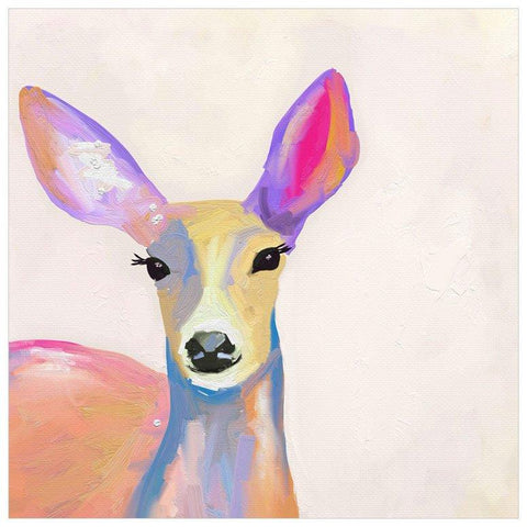 Image of Miss Deer Wall Art - Cece & Me - Home and Gifts