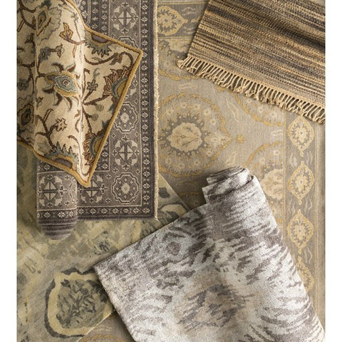 Image of Cappadocia Rug ~ Medium Gray/Khaki - Cece & Me - Home and Gifts