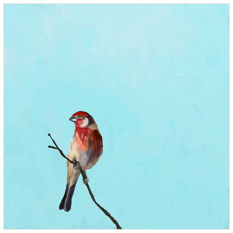 Image of Peaceful Bird Wall Art - Cece & Me - Home and Gifts