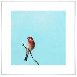 Peaceful Bird Wall Art - Cece & Me - Home and Gifts