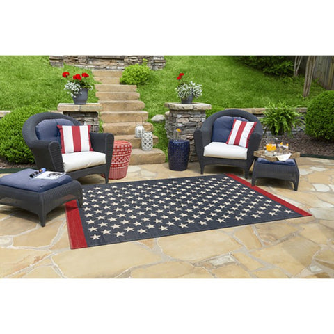Image of Chantilly Accent Furniture ~ Navy - Cece & Me - Home and Gifts